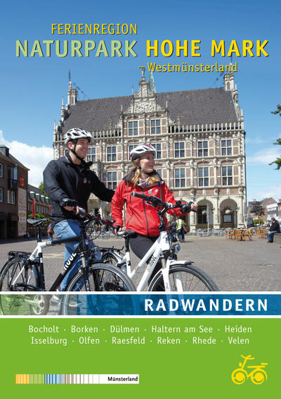 Broschüre  Radwandern 2013