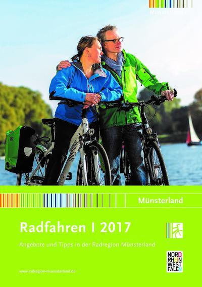 Münsterland Radfahren 2015 Titel