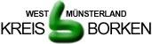Logo des Kreises Borken