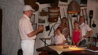 Führung im Heimatmuseum Windmühle