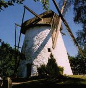 Das Rekener Wahrzeichen: Die Alte Windmühle
